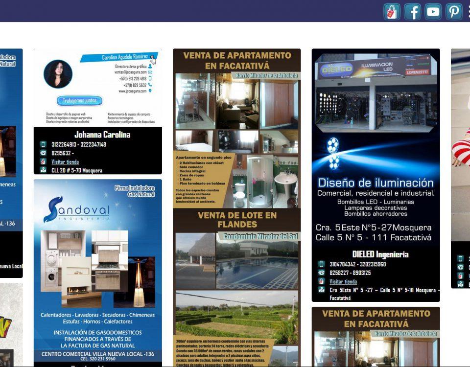 El directorio.com.co, un gran portal para comprar y transaccionar.