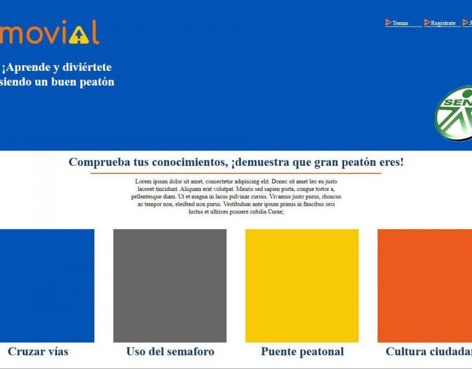 Proyecto movial SENA