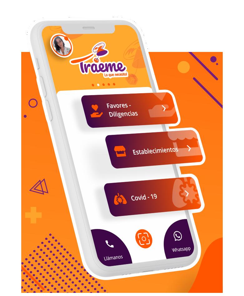 Proyecto Traeme