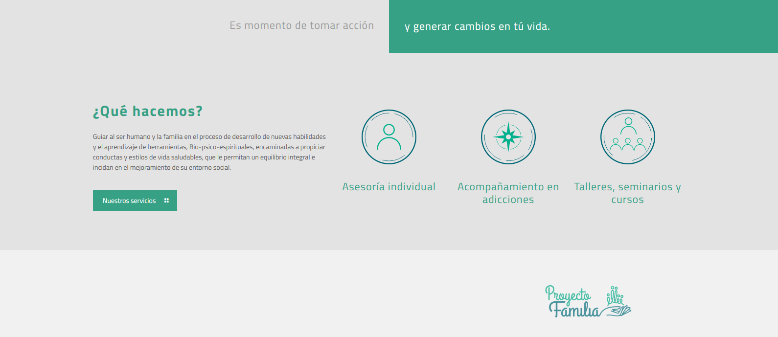 Web Proyecto Familia